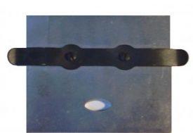 Jack (запчасти) Пластина задвижная в сборе GM340/4 (229-01250, 1011500200)