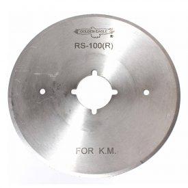 RS Лезвие дисковое RS-100 (O) 100x21x1,2 мм КИТАЙ
