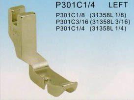 REACH/SUSEI Лапка под кедер P301C 3/16'(A) (31358L)