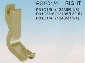 REACH/SUSEI Лапка под кедер P31C 3/16'(A) (12435R)