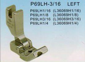 REACH/SUSEI Лапка под кедер P69LH 1/4'