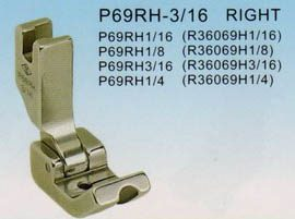 REACH/SUSEI Лапка под кедер P69RH 1/16'