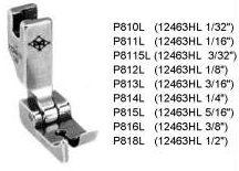 REACH/SUSEI Лапка для отстрочки P815L (12463HL 5/16')