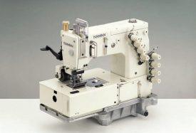Kansai Special DLR1508P 1/4-1-1/4 (4 игольная поясная для тяж. мат.)